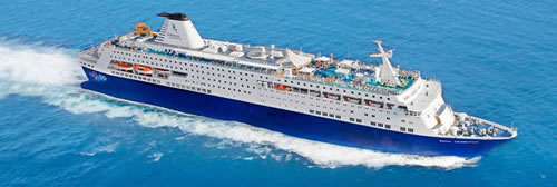 Tropical cruise lines freeport Bahamas 2 night cruise
